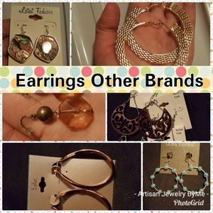 EARRINGS OTHER BRANDS